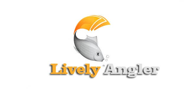 Contest Entry #41 for Logo Design for The Lively Angler or Bait the Hook Buckets  or an original new Brand Name)