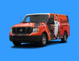 #11 for Design a Car Wrap for a Nissan NV 3500 by mahmoudhassany