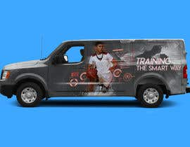 #60 for Design a Car Wrap for a Nissan NV 3500 by mahmoudhassany