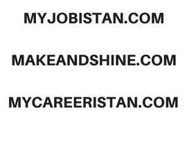 designsbymallika tarafından Suggest .com domain name for career related portal için no 7