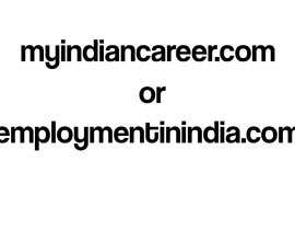 #1 dla Suggest .com domain name for career related portal przez Devsquadxd