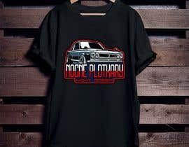 #38 for Graphic T-shirt Design for car group. by mohdrusydi