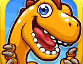 Nro 33 kilpailuun Design App Icon for Mobile Game (like Slither.io) käyttäjältä jainakshay97