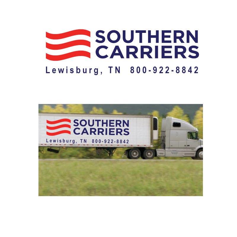 Kilpailutyö #                                        35                                      kilpailussa                                         Logo Design for Southern Carriers Inc
