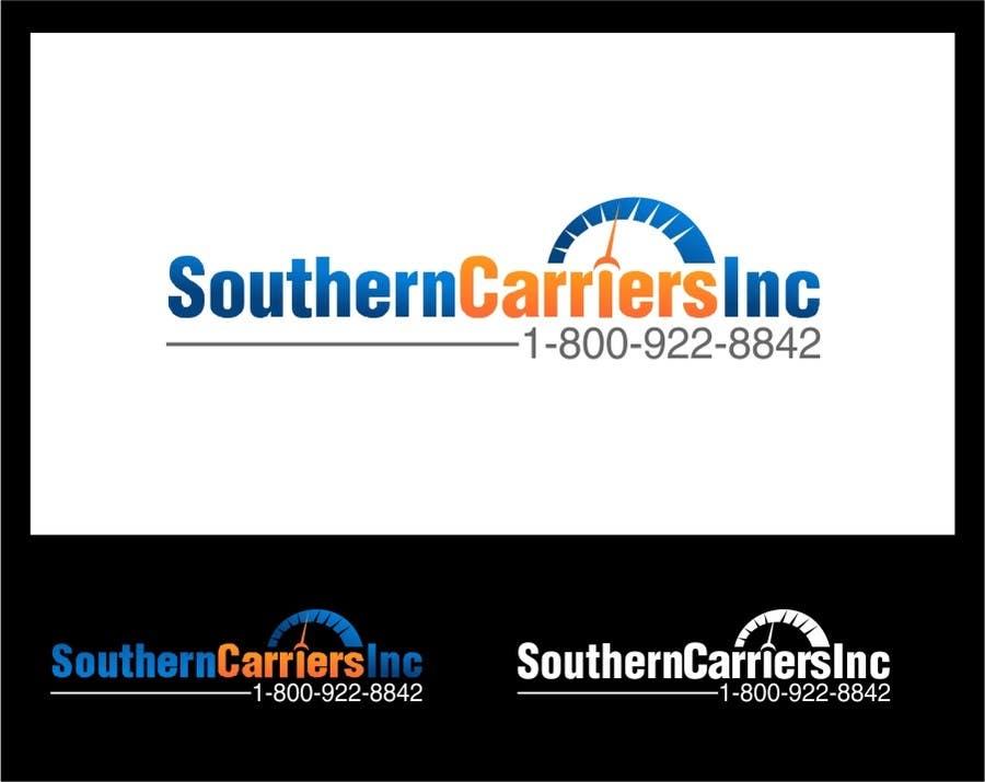 Inscrição nº 44 do Concurso para Logo Design for Southern Carriers Inc