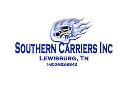 #54 para Logo Design for Southern Carriers Inc por kalderon
