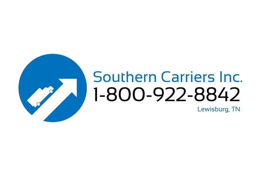 Inscrição nº 61 do Concurso para Logo Design for Southern Carriers Inc