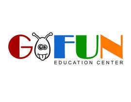 #131 untuk Design a Logo for Go Fun Education Centre oleh MAHESHJETHVA