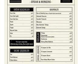 titoj90 tarafından Modify already designed menu with new prices and alter some changes için no 23