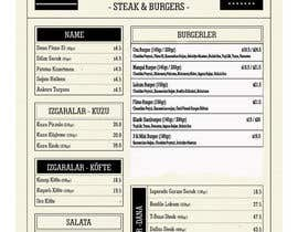 qubixsoft tarafından Modify already designed menu with new prices and alter some changes için no 24