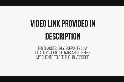 Image of                             Create an very simple animation ...