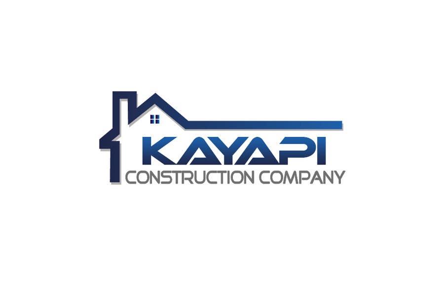 Penyertaan Peraduan #                                        16                                      untuk                                         Design a logo for our construction company