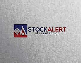 #12 para design a logo called stockalert.ca this is a 2nd try at it por snakhter2