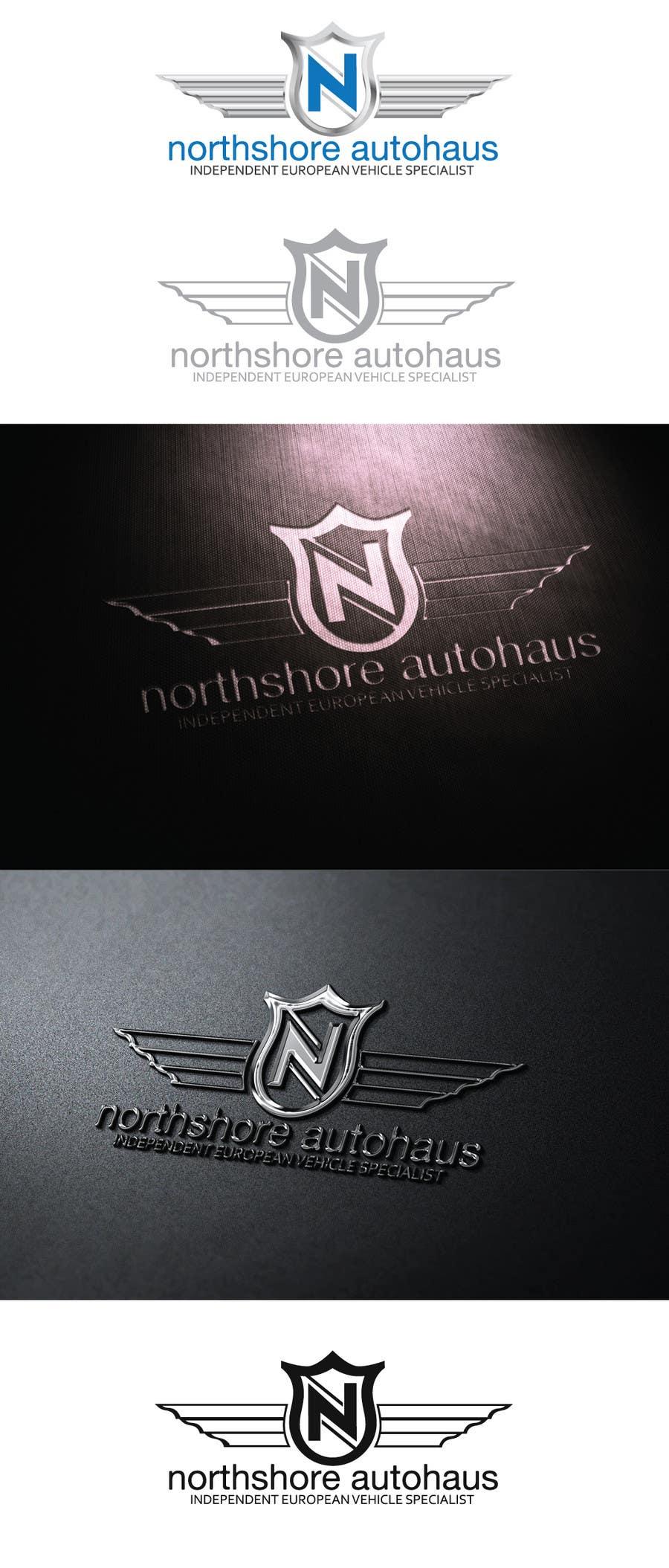 Bài tham dự cuộc thi #13 cho Logo Design for northshore autohaus