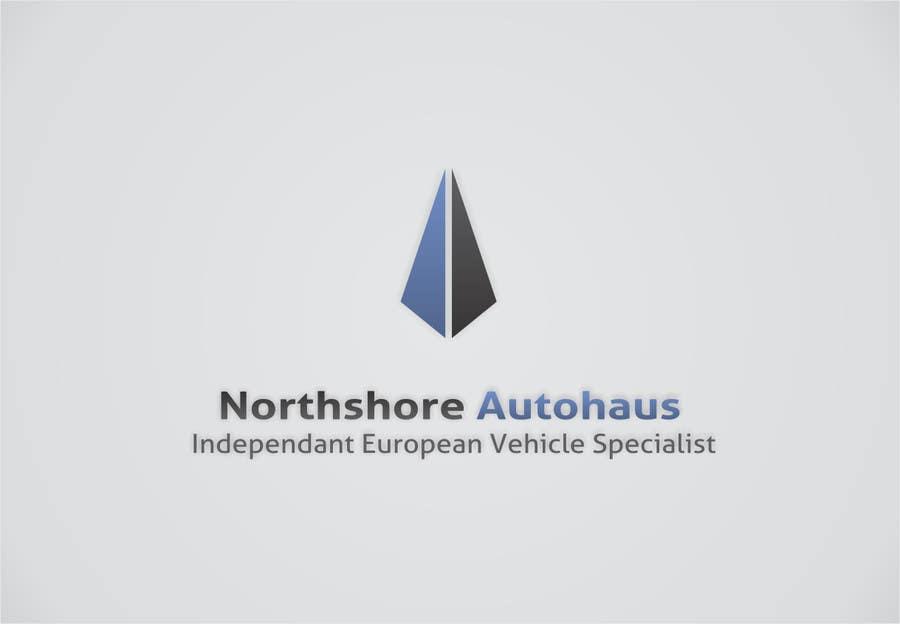 Bài tham dự cuộc thi #37 cho Logo Design for northshore autohaus