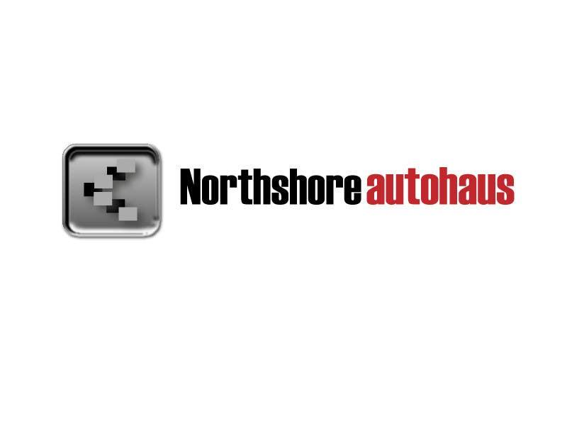 Bài tham dự cuộc thi #6 cho Logo Design for northshore autohaus