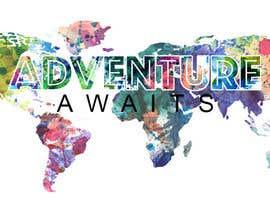 """Nro 64 kilpailuun Design a Logo for a Family Adventure Company """"Adventure Awaits"""" käyttäjältä ClaireBerger"""