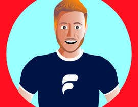 #8 for Create a Personal Avatar. (Flat Vector design) af Sico66