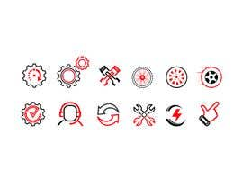#11 for Design some Icons by lida66