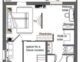 #10 for Interior Design/Layout (Room by Room) with Detailed 3D drawings by HadjerCher
