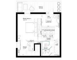 #7 for Interior Design/Layout (Room by Room) with Detailed 3D drawings by lesiapetrovska