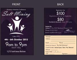 #29 for Flyer Design for Family Life Ministries by marsalank