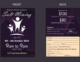 #30 for Flyer Design for Family Life Ministries by marsalank