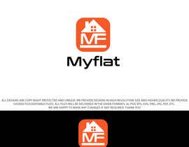 #170 for Logo for MyFlat by sixgraphix
