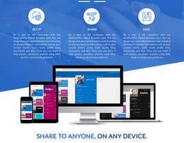 #7 para Design a mockup website.. i need Wireframes & html from winner!! por akminfo