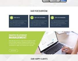 #9 para Design a mockup website.. i need Wireframes & html from winner!! por webidea12