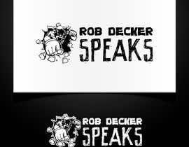 #21 for Design a Logo (Rob Decker Speaks) by MhmdAbdoh