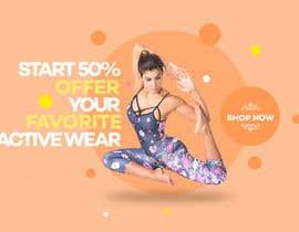#19 for Design a Banner for Shopify store af srisureshlance