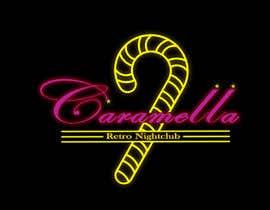 #41 for Create Logo for a Retro Nightclub called Caramella av RajaPR