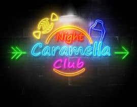 #22 for Create Logo for a Retro Nightclub called Caramella av kareem1998