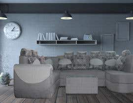 #3 para 11. Placement of Sofa in a Setting - Photoshop por ValentineGomes1