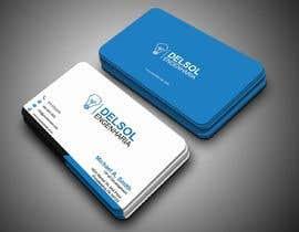 Nro 174 kilpailuun Delsol - Logo creation and business card design käyttäjältä abdulmonayem85