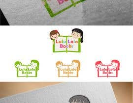 #37 cho Logo for my family business - children's books (contest) bởi androiduidesign