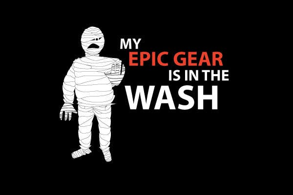 Contest Entry #                                        73                                      for                                         Gaming theme t-shirt design wanted – Epic Gear
