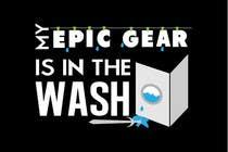 Graphic Design Конкурсная работа №30 для Gaming theme t-shirt design wanted – Epic Gear