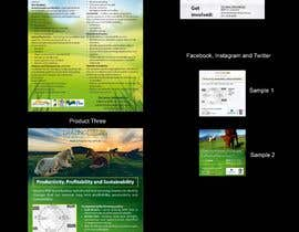 #5 для Design of 6 different marketing products with same theme от sanjugraphich
