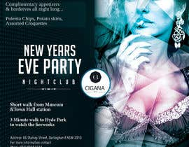 #19 for Design a Flyer for New years eve party by EmadMoradian