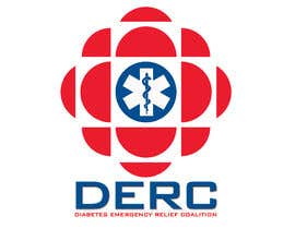 #113 for Design a Logo for DERC - Diabetes Emergency Relief Coalition by cyberlenstudio
