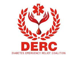 #149 for Design a Logo for DERC - Diabetes Emergency Relief Coalition by cyberlenstudio