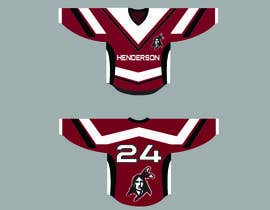 #43 for 3rd Hockey Jersey Design by Fantasygraph