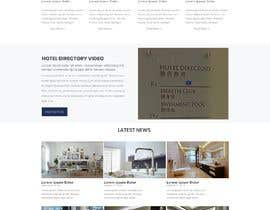 #8 for ReadyBid Hotel Directory by Dineshaps