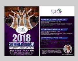 #38 για Summer Dance Program Flyer από maidang34