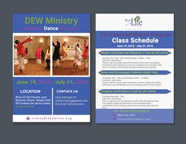 #100 για Summer Dance Program Flyer από prosenjit2016