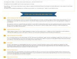 #20 for Website Mockup - Easy money by Webguru71