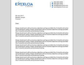 nº 29 pour Develop a corporate identity for Excelcia Capital par papri802030