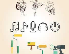 #9 para DESIGN A LOGO for AN ART COMPANY por alomkhan21